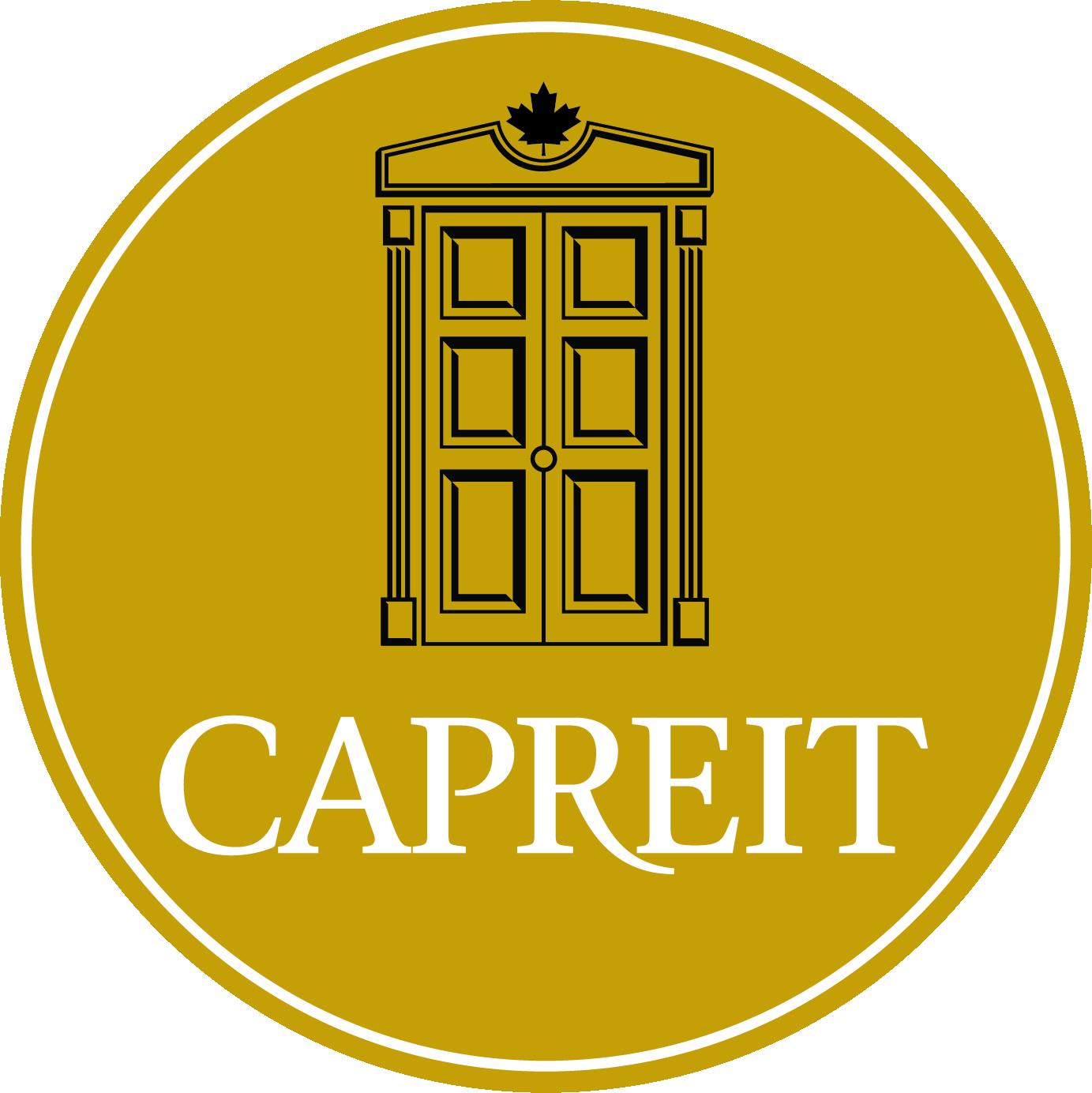 2021 01 Capreit Logo 1 Png
