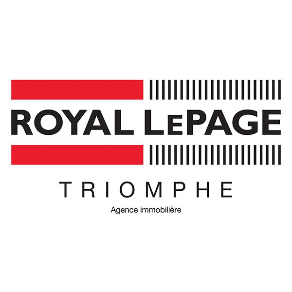 Logo Royal Le Page Triomphe Ms Sans