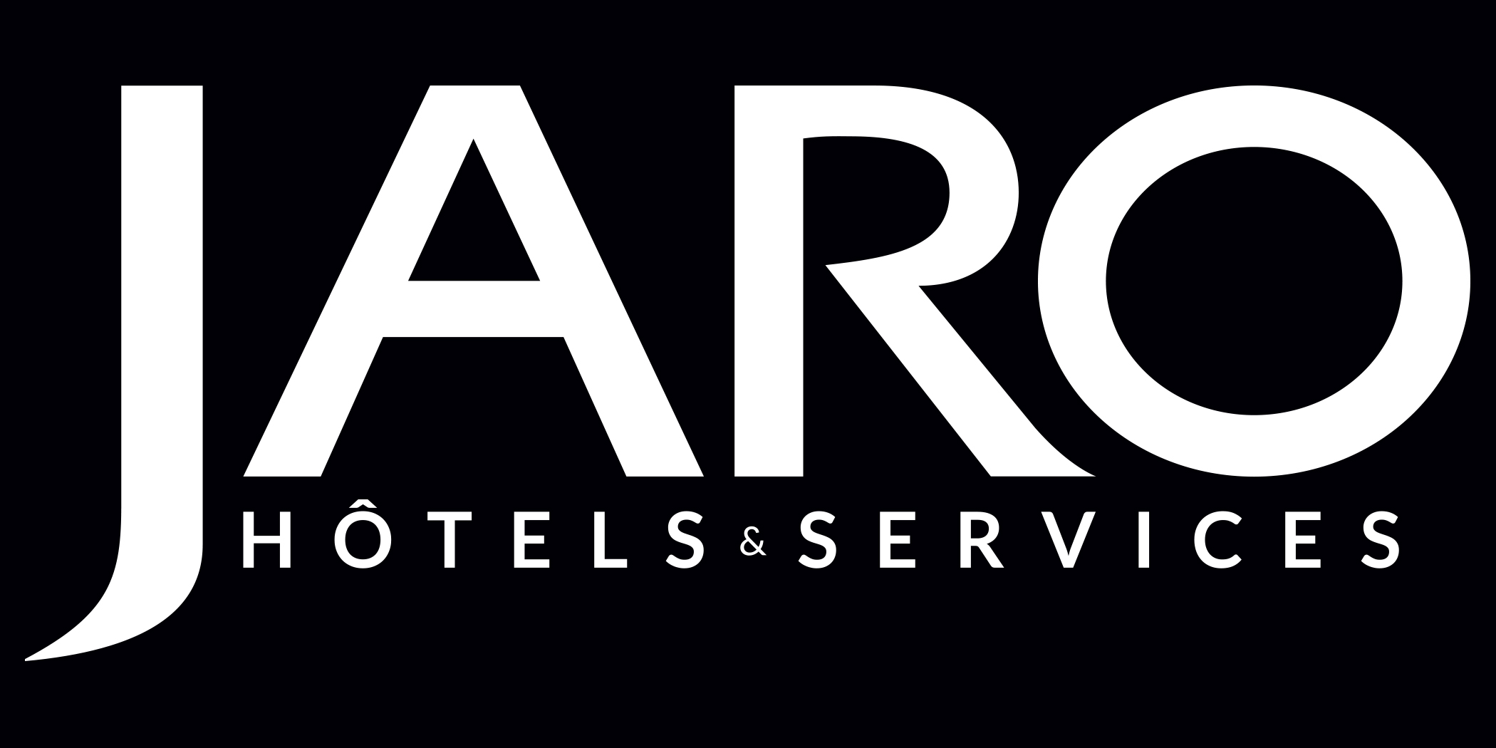 Hotelsjaro Logo Noir