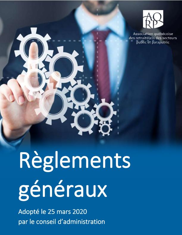 Reglements 1 001