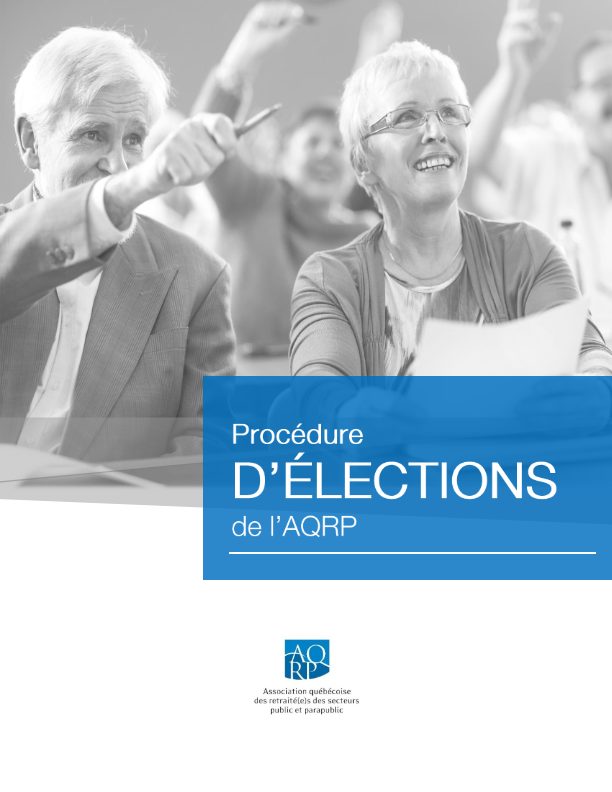 Une Procedure Delections 2019