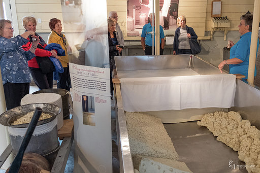 Fromagerie Perron Visite 8