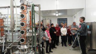 Visite De La Distillerie Du Fjord 05 Novembre 2019 15