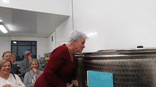 Visite De La Distillerie Du Fjord 05 Novembre 2019 16