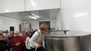 Visite De La Distillerie Du Fjord 05 Novembre 2019 17