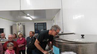 Visite De La Distillerie Du Fjord 05 Novembre 2019 18